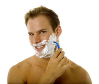 have a shave