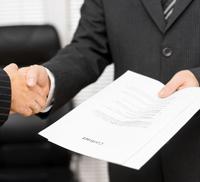make an agreement