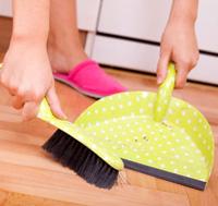 new broom sweeps clean