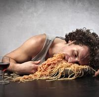 overeat